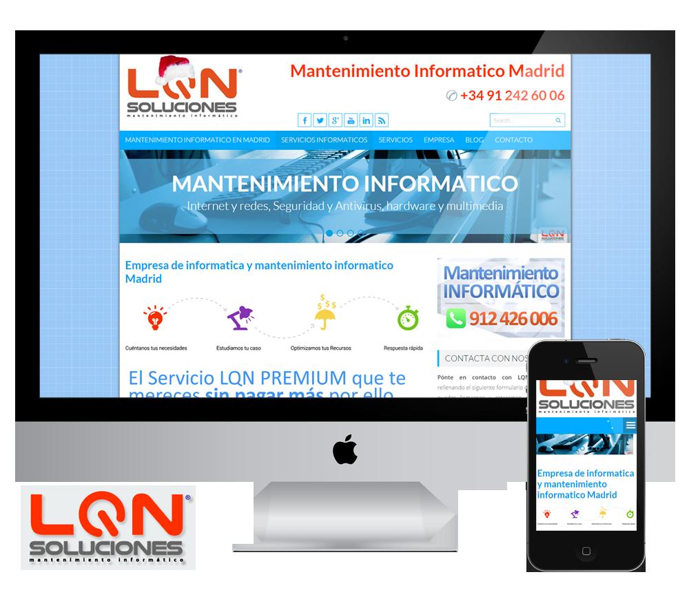 Mantenimiento informatico madrid dise o web madrid - Mantenimiento informatico madrid ...