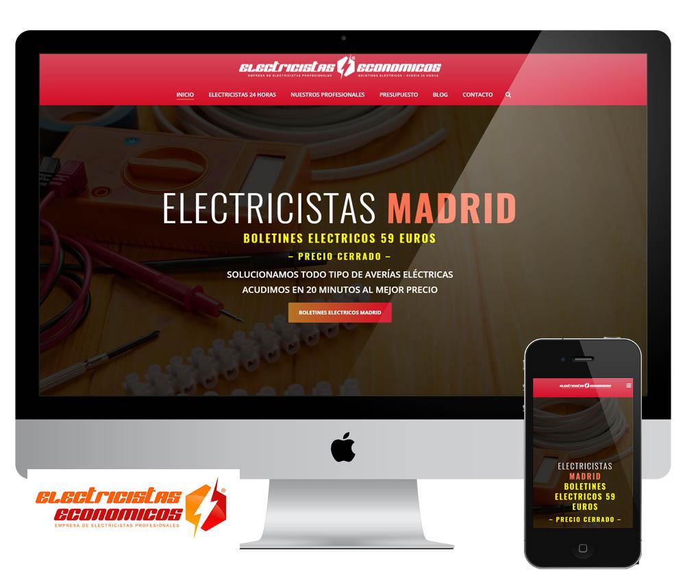 portfolio electricistas