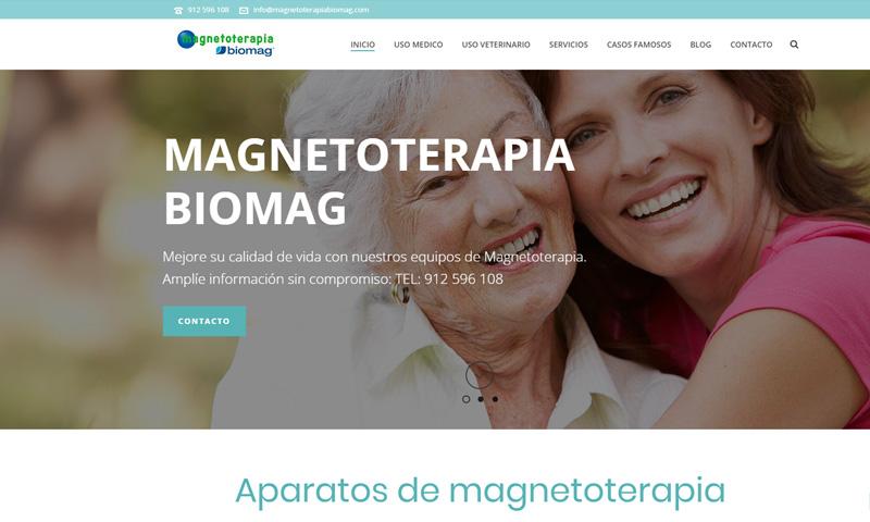 Magnetoterapia Biomag