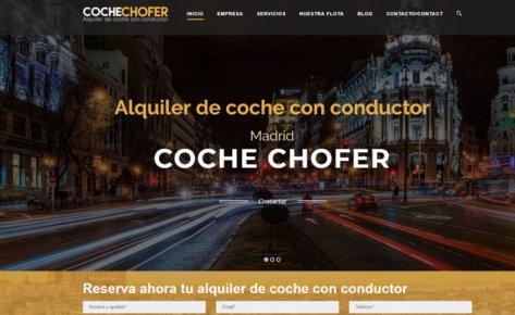 Coche Chofer