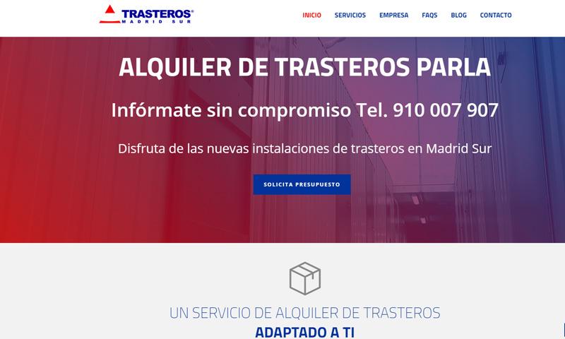 Trasteros Madrid Sur